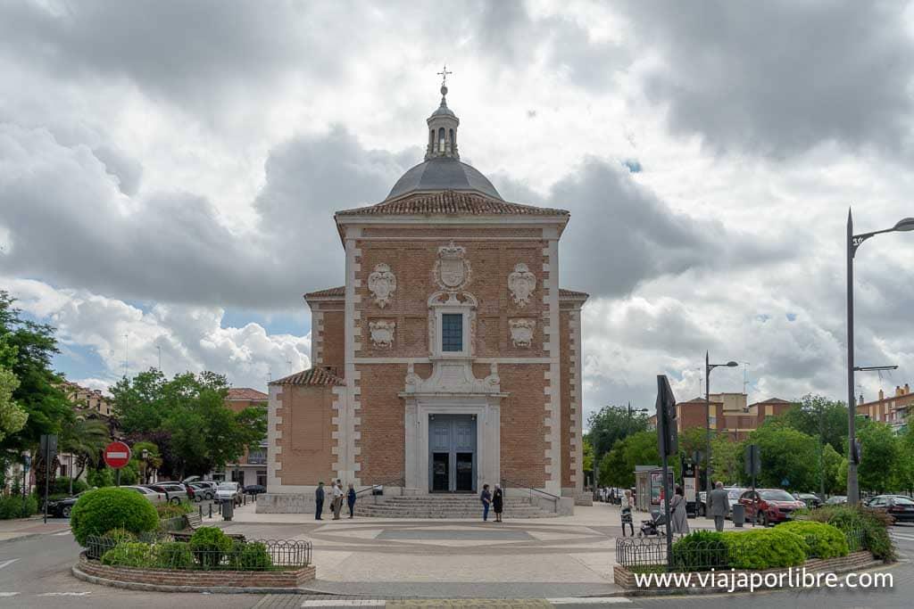 Aranjuez- Iglesia de Alpajes
