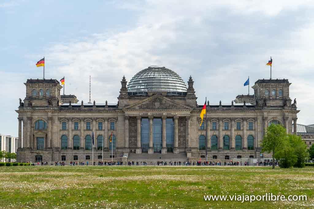 Edificio del Reichtag