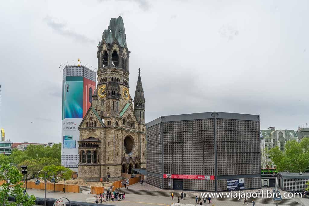 Iglesia Kaiser Wilhelm Memorial