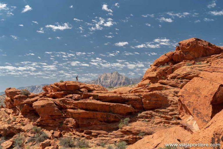 Red Rock Canyon, Las Vegas no son solo casinos