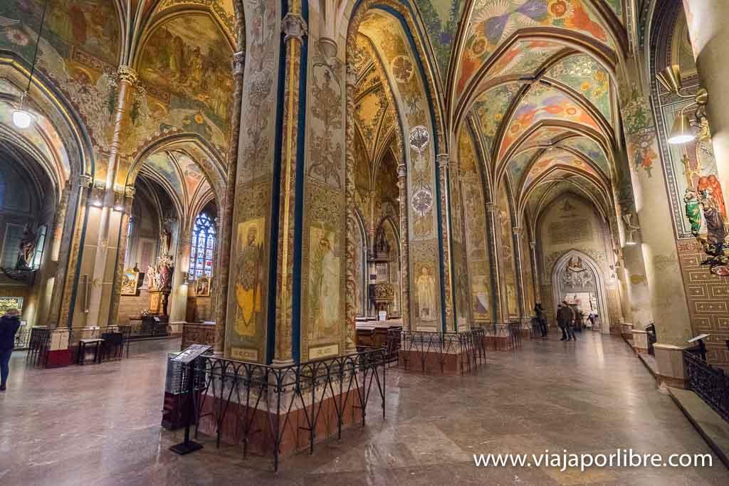 Vysehrad - Basilica Minor