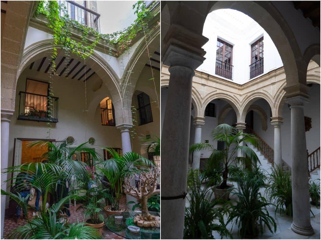 Casas Palacio