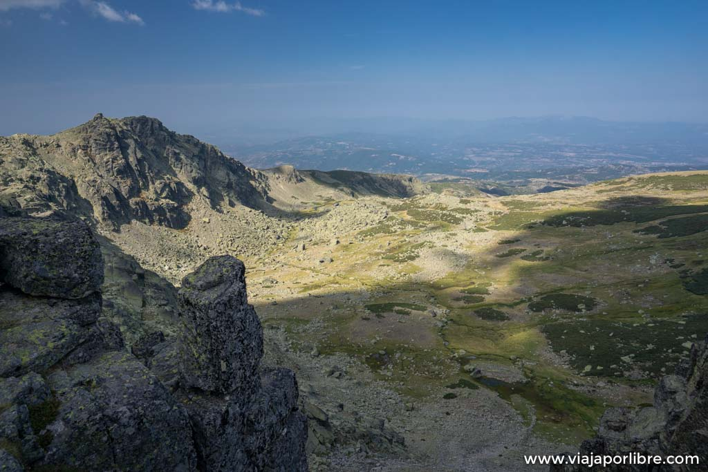 Ruta por las lagunas de la Sierra de Bejar y el Canchal de la Ceja/Calvitero