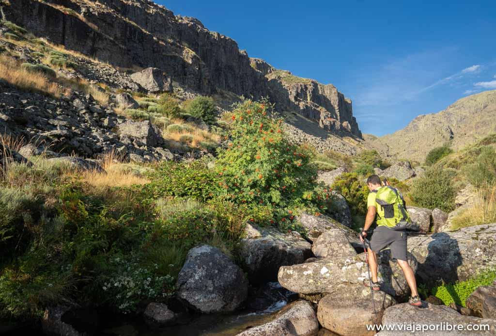 Ruta por las lagunas de la Sierra de Bejar y ascensión al Canchal de la Ceja + Calvitero