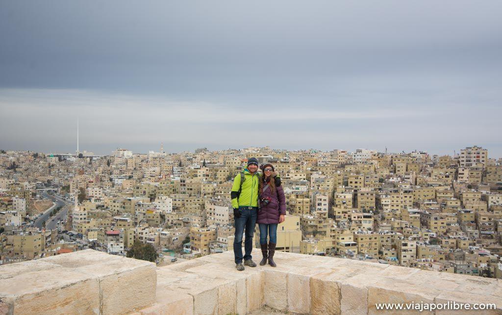 Tesoros de Jordania. La ciudadela de Amman