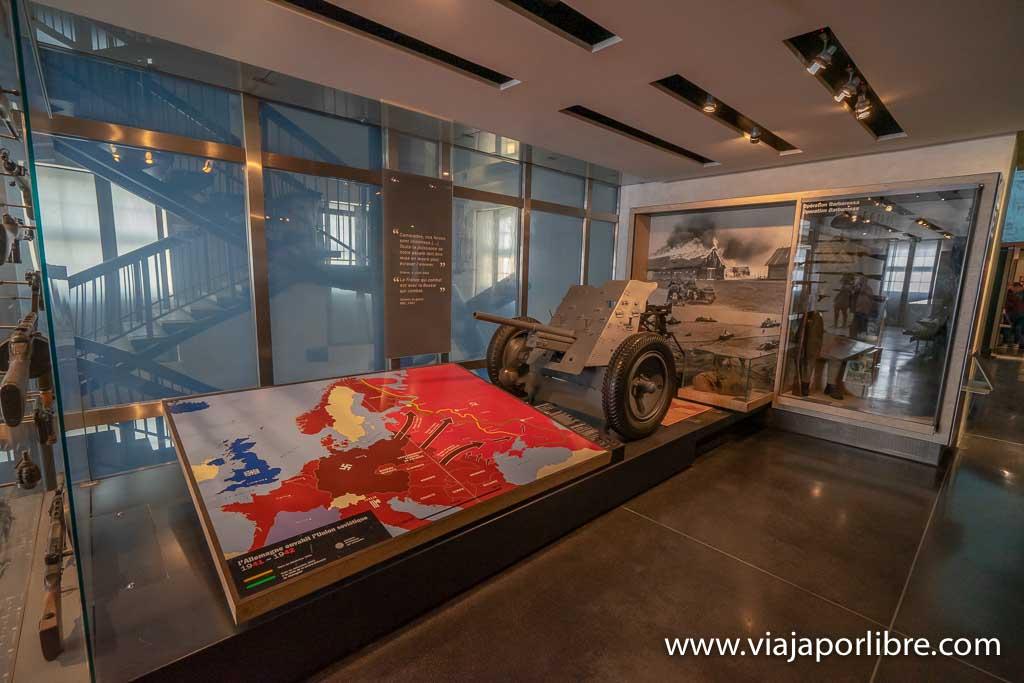 Galería WWI y WWII