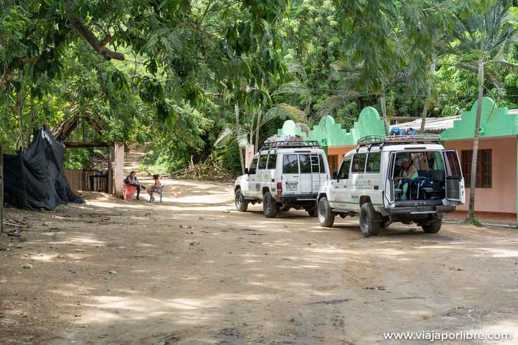 Día 1 - Ciudad Perdida - Machete Pelao a Campamento Vista Hermosa