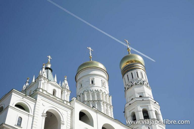 Tours y excursiones por Moscú