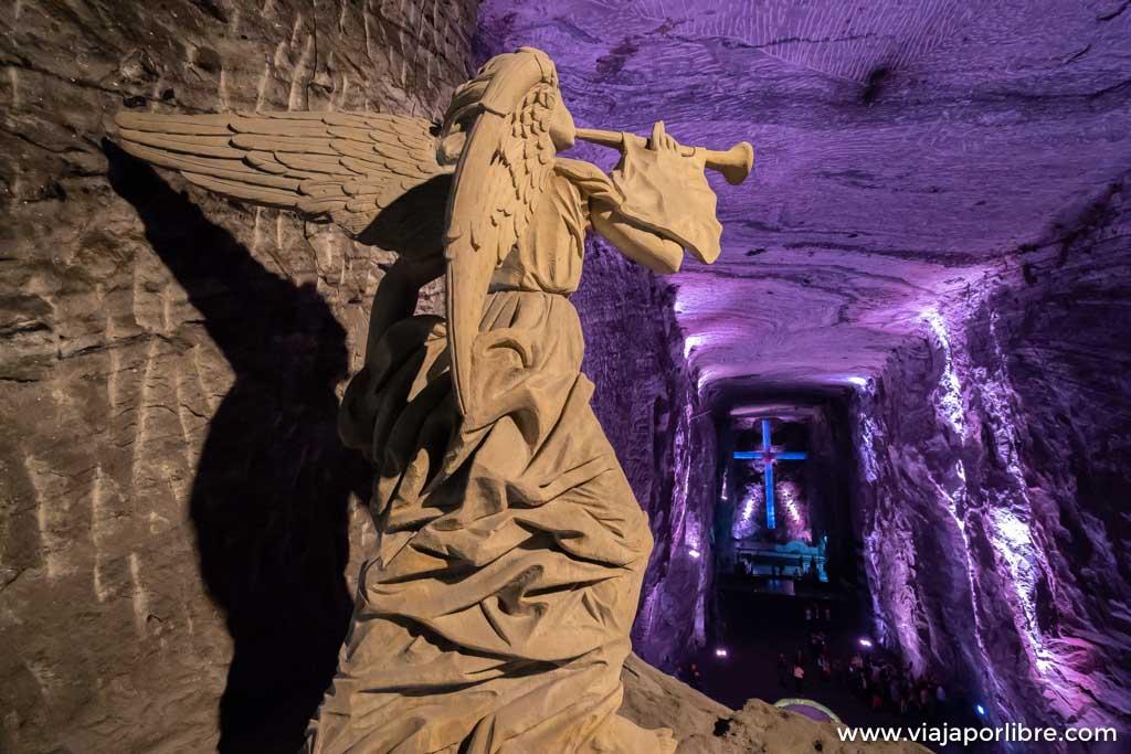 La catedral de sal de Zipaquira