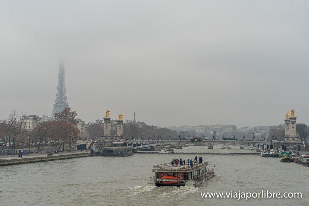 Paris y el tiempo