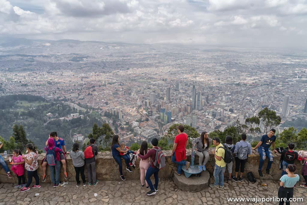 Que ver en Bogotá y alrededores