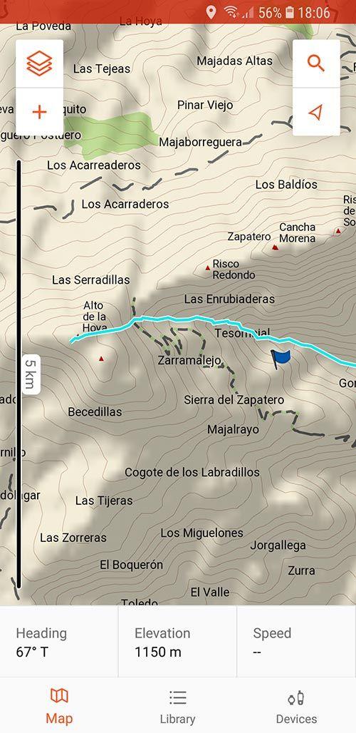 Análisis del GPS Garmin GPSMAP 66s