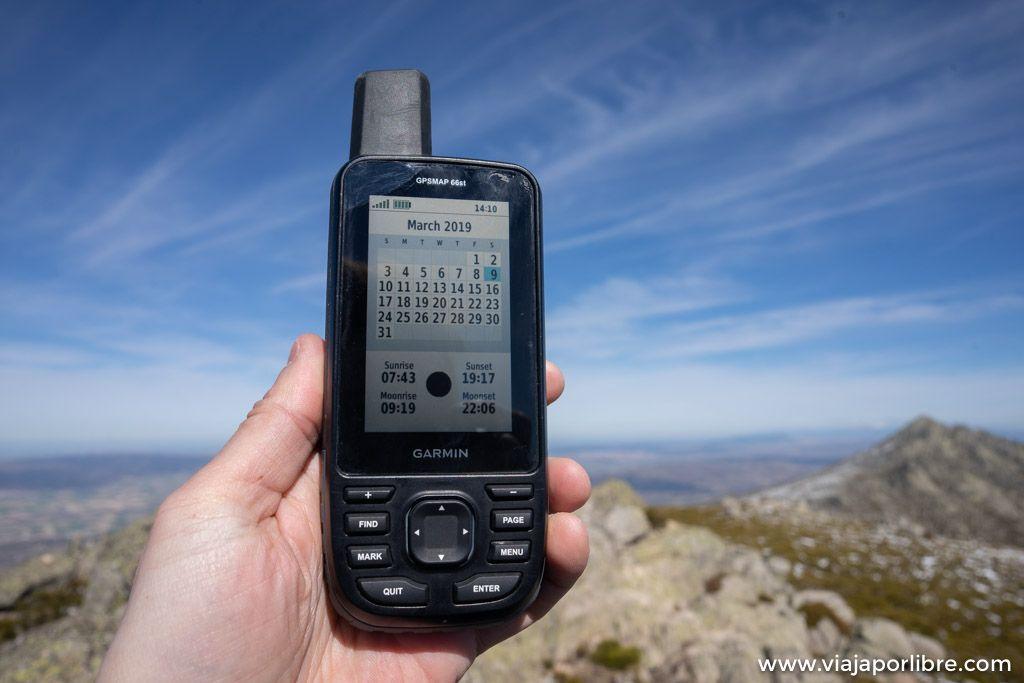 Análisis del GPS Garmin GPSMAP 66s. El mejor GPS de montaña?
