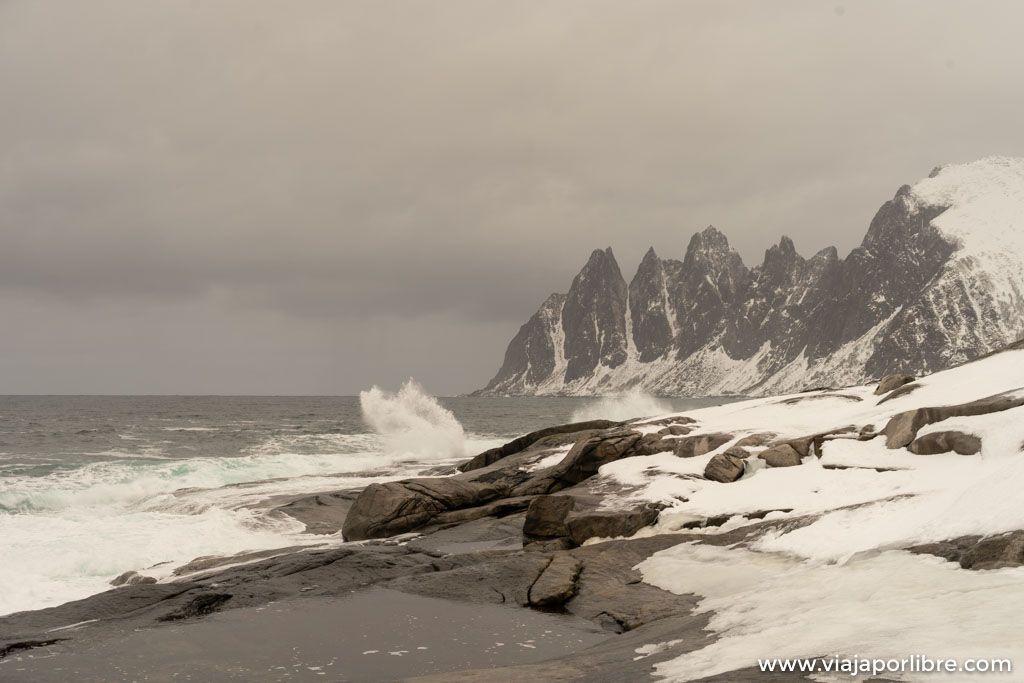 Que ver en la isla de Senja (Noruega)
