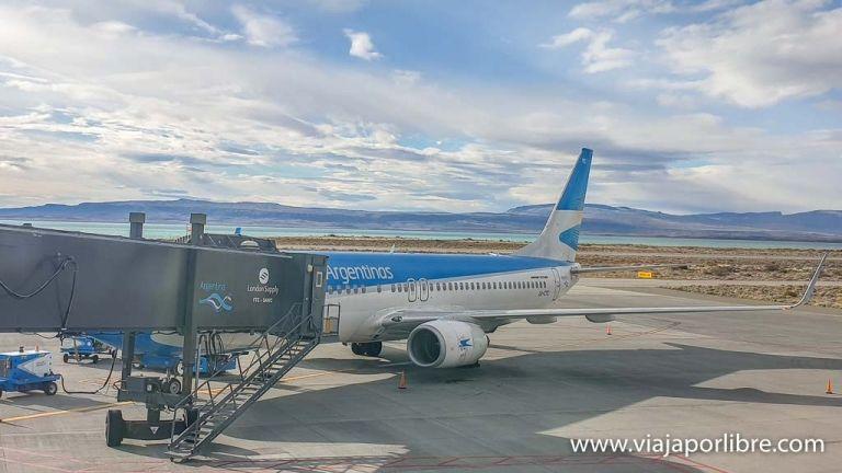 Aeropuerto de Calafate