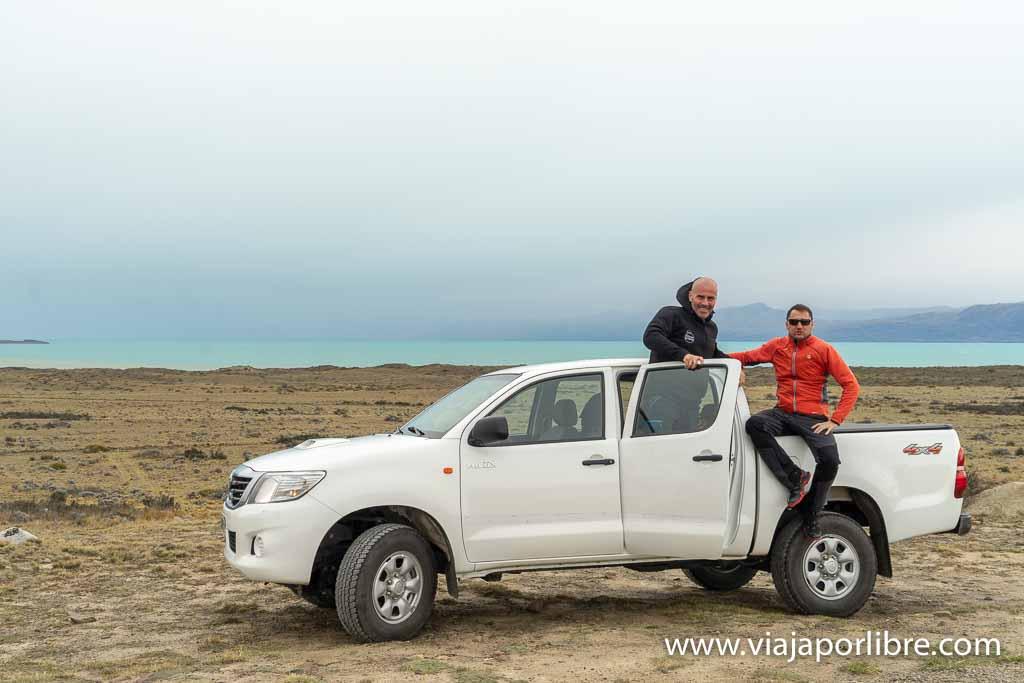 Alquilar un coche en Argentina