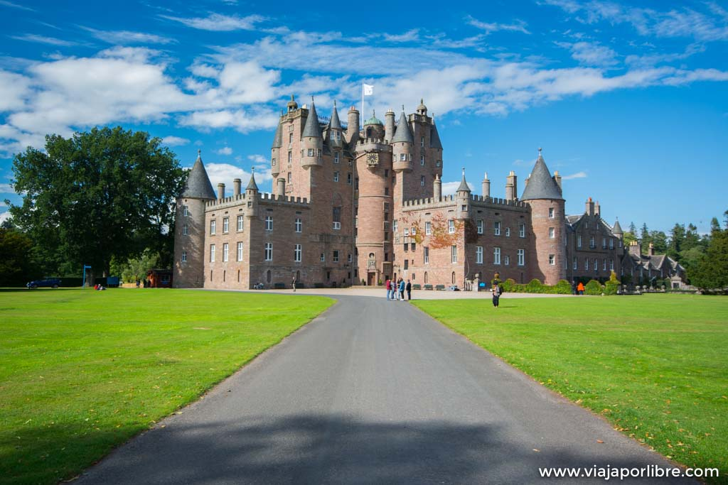 Castillos de Escocia para visitar