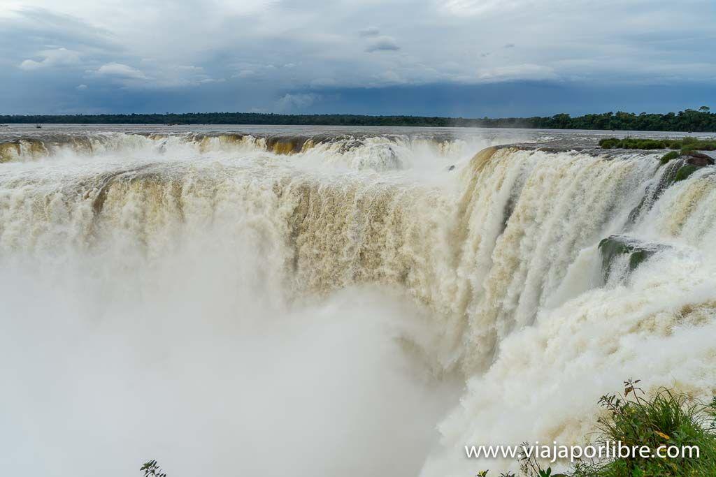 Garganta del diablo - Iguazu