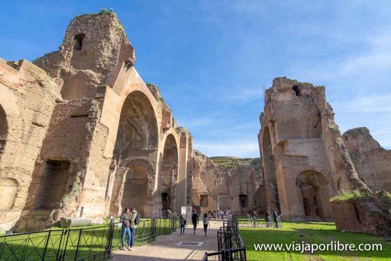 Termas de Caracalla