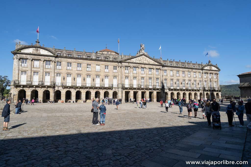 Que ver en Santiago de Compostela