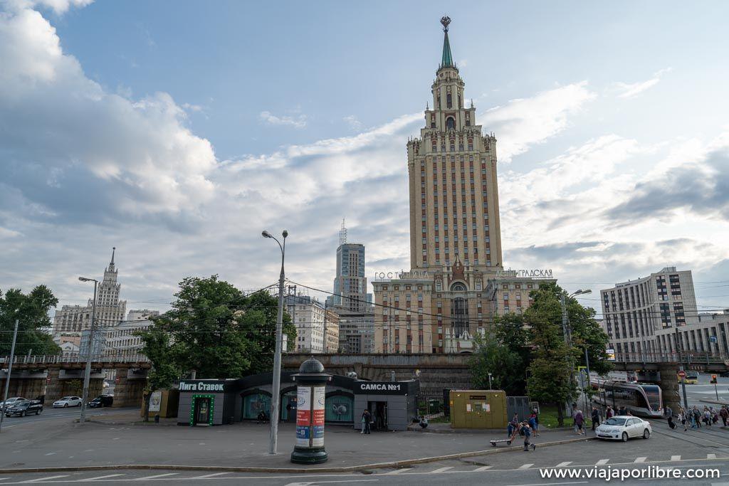 Hilton Moscú