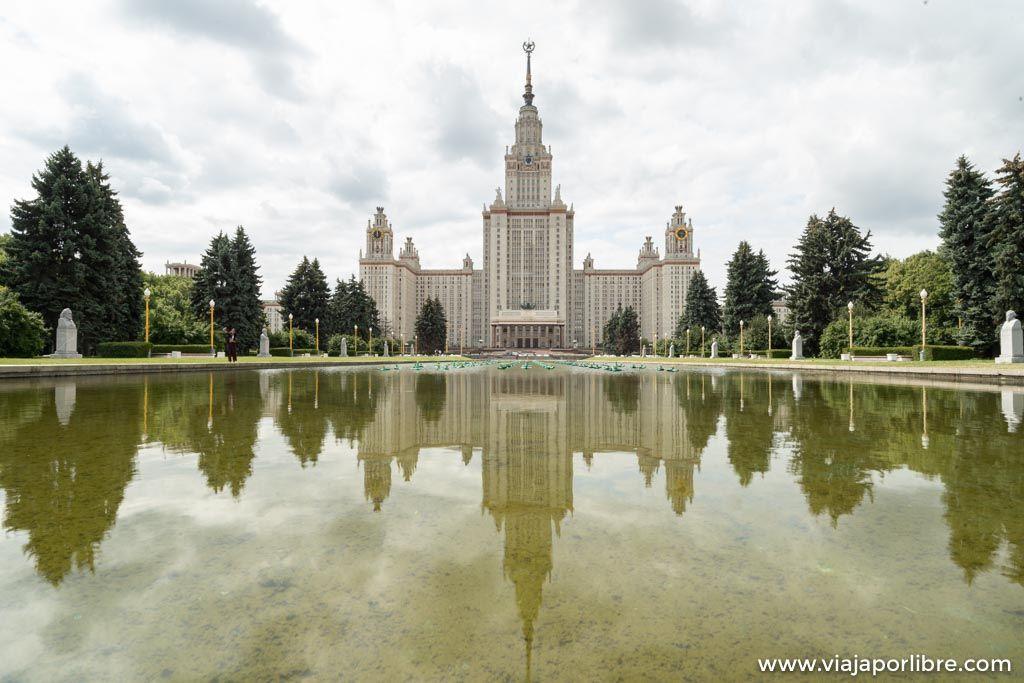 Universidad de Moscú