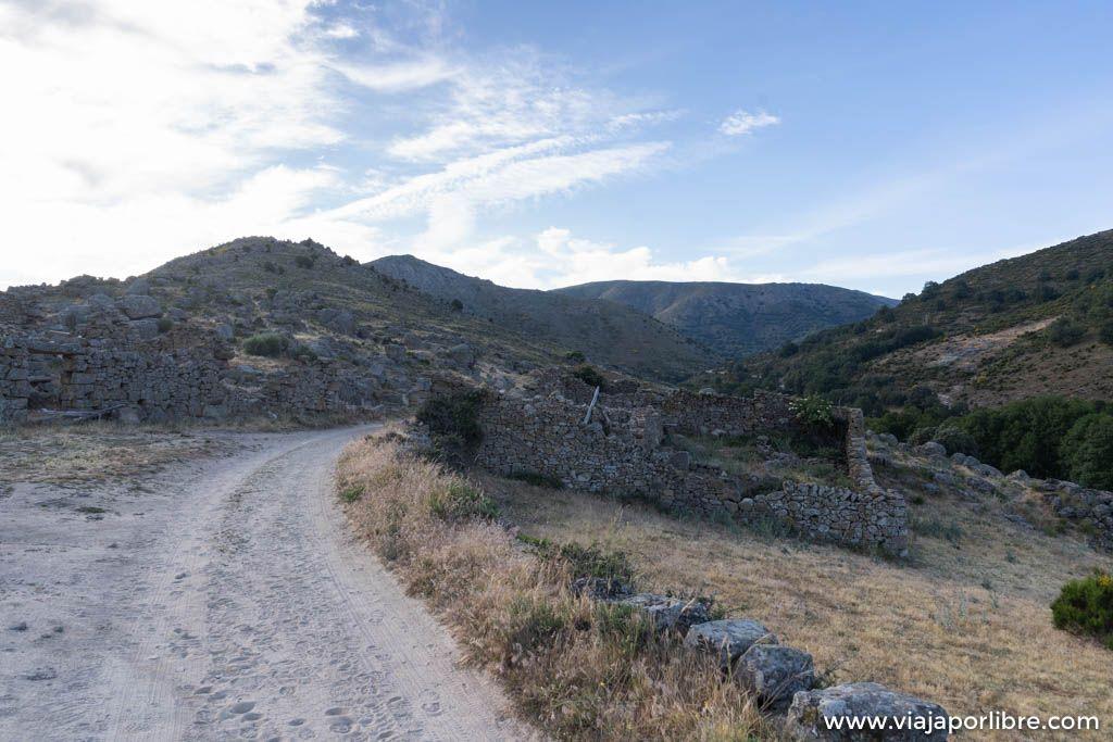 Ruta al Cabeza Nevada desde Navalperal de Tormes en Gredos
