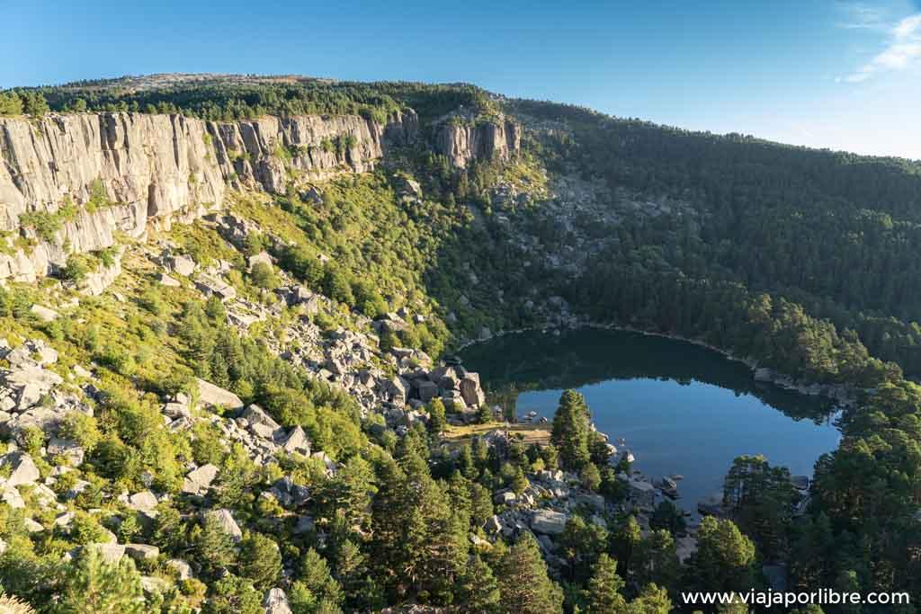 Visitar la Laguna Negra de Soria
