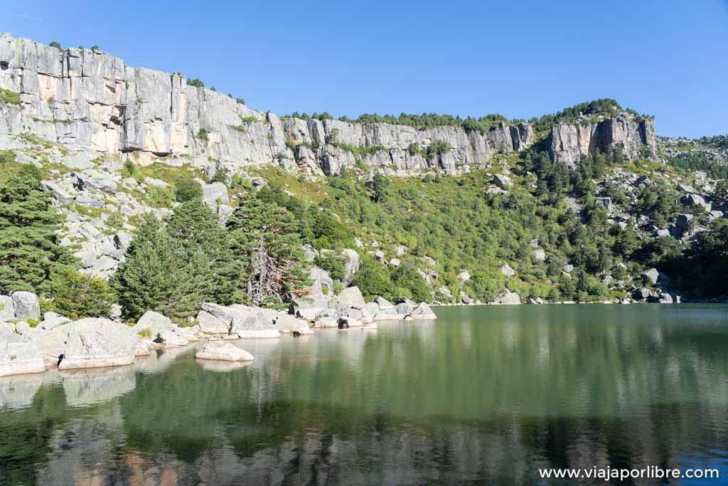 Visita a la Laguna negra de Soria