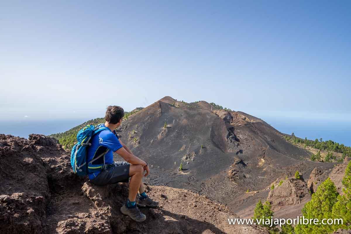 Volcanes en plena ruta