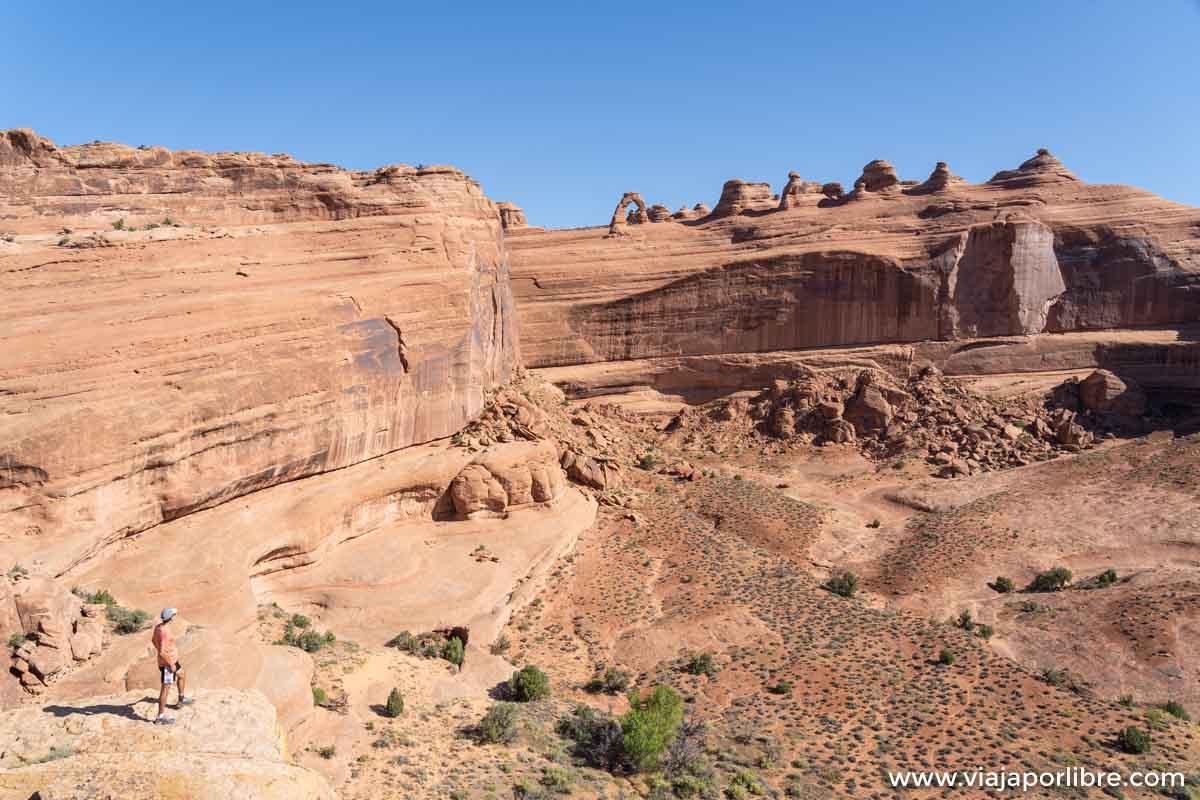 Cómo y cuando visitar Arches National Park