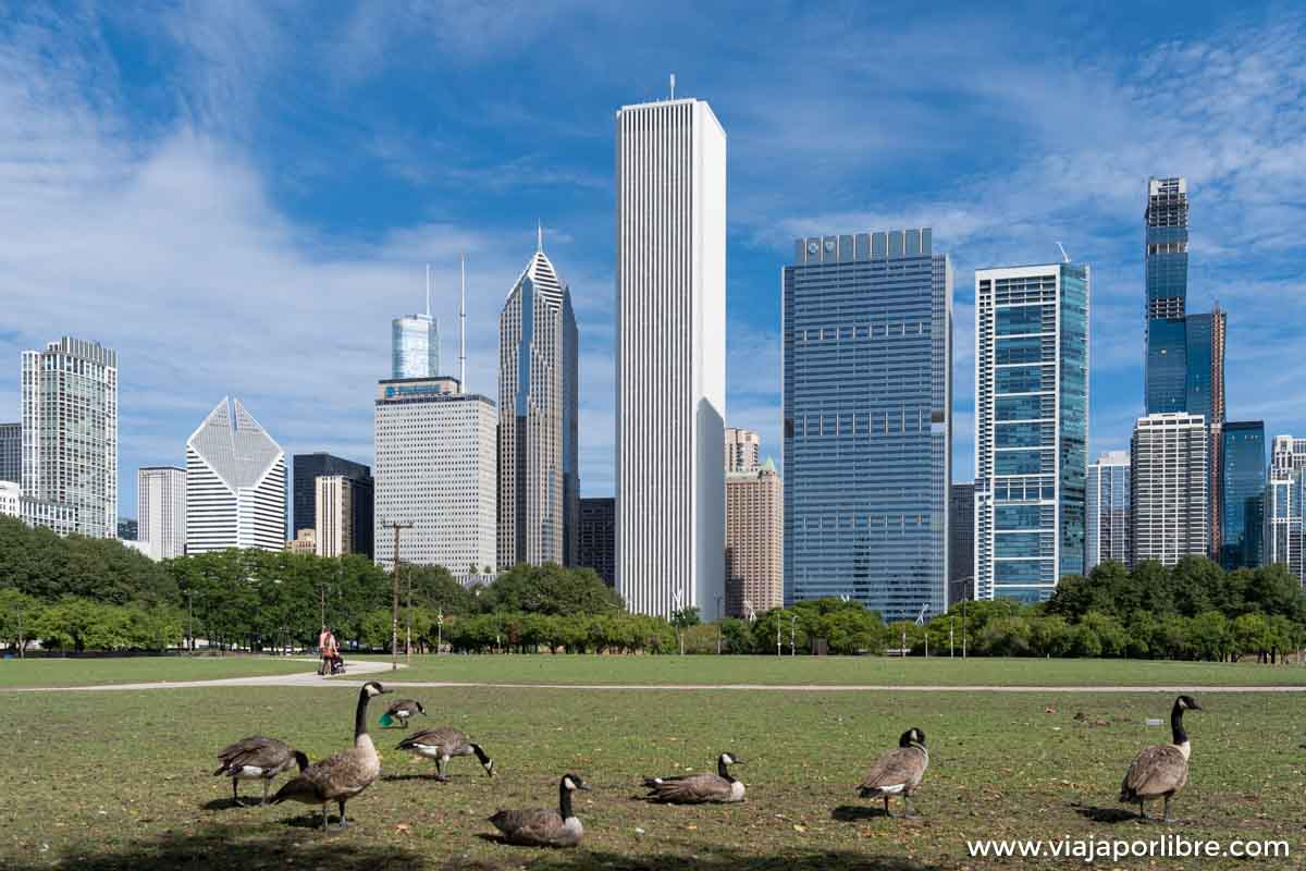 Parques de Chicago