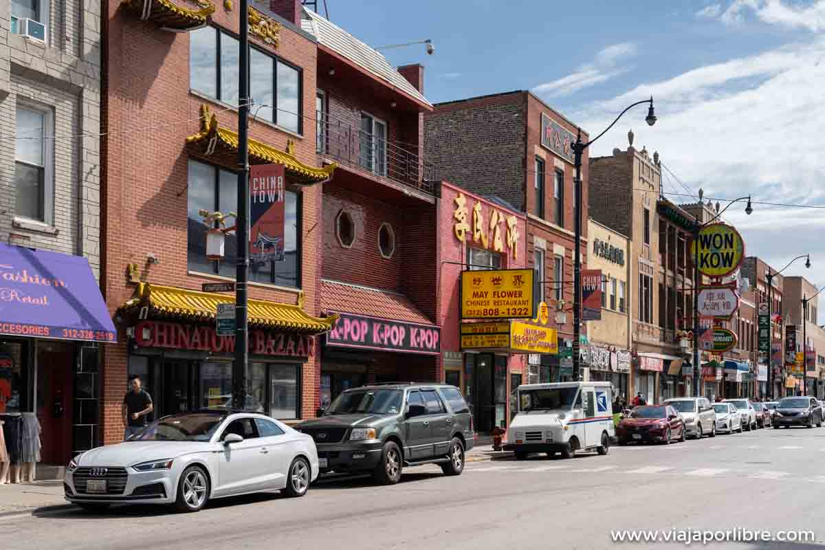 Chinatown de Chicago