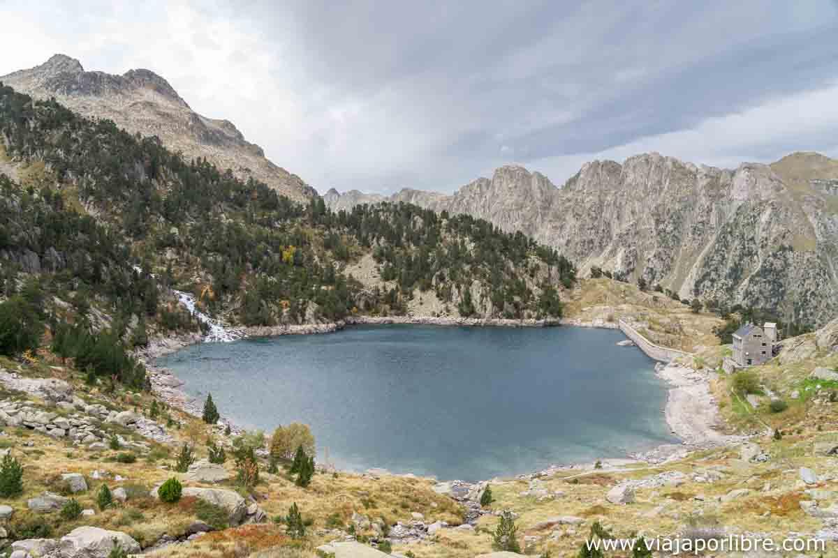 Lago de la Restanca