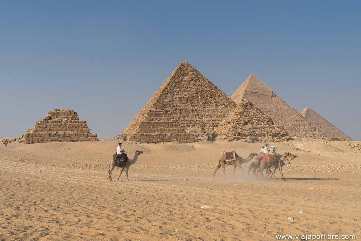 Todas las pirámides