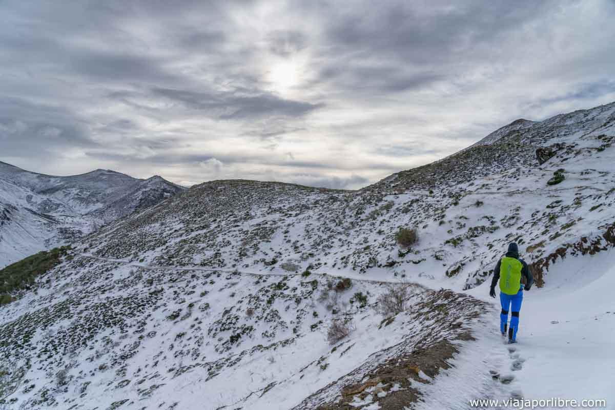 Primeras nieves de Otoño