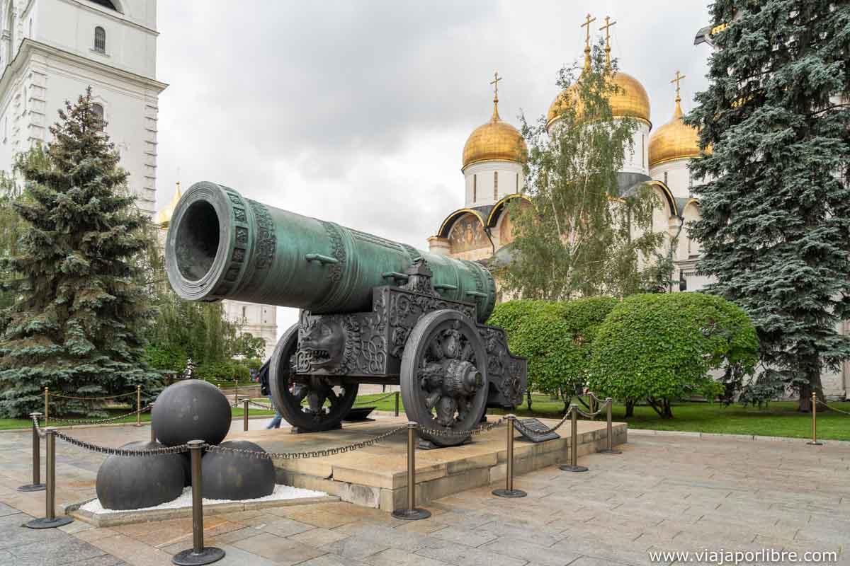 Cañón Tsar