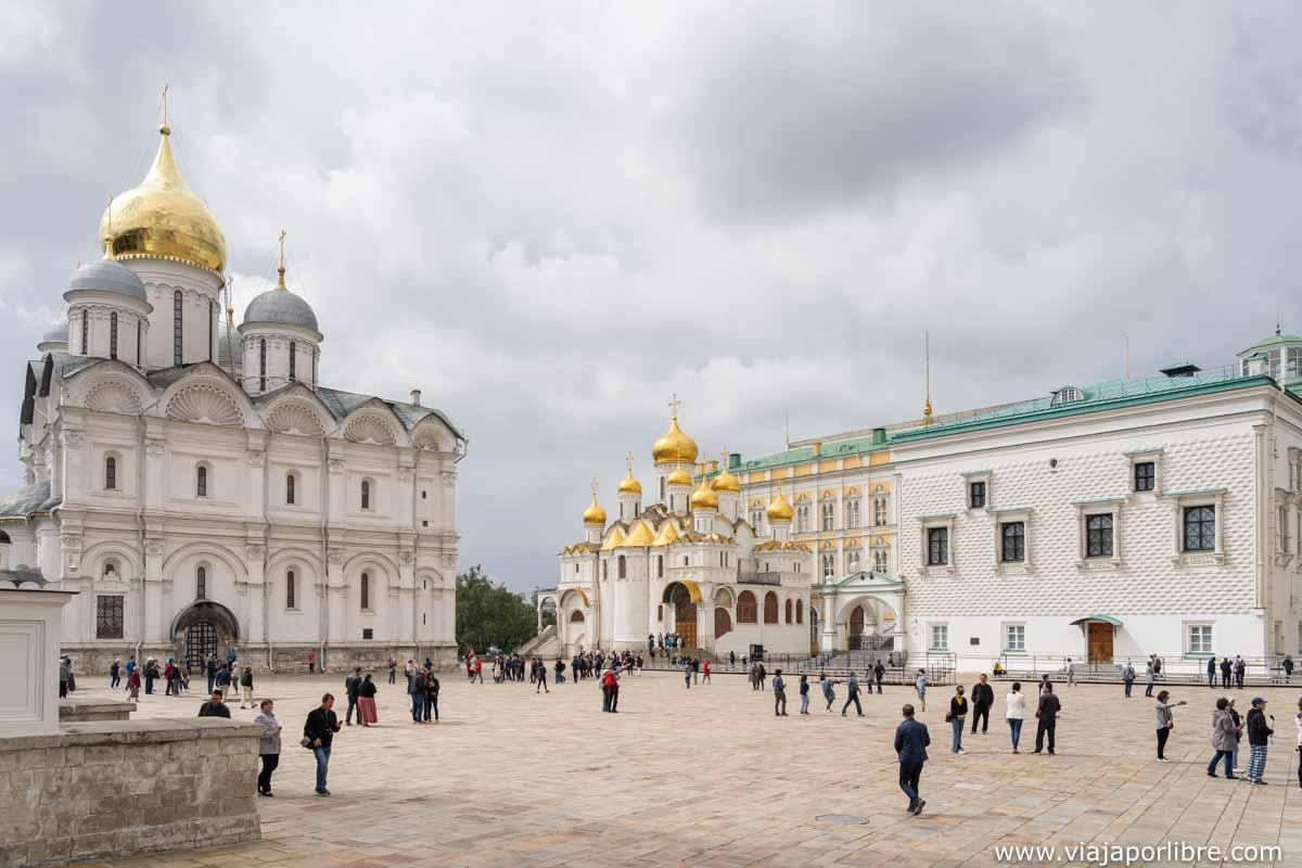 Plaza de las catedrales