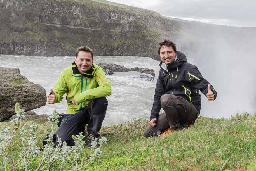 Miguel y Javier