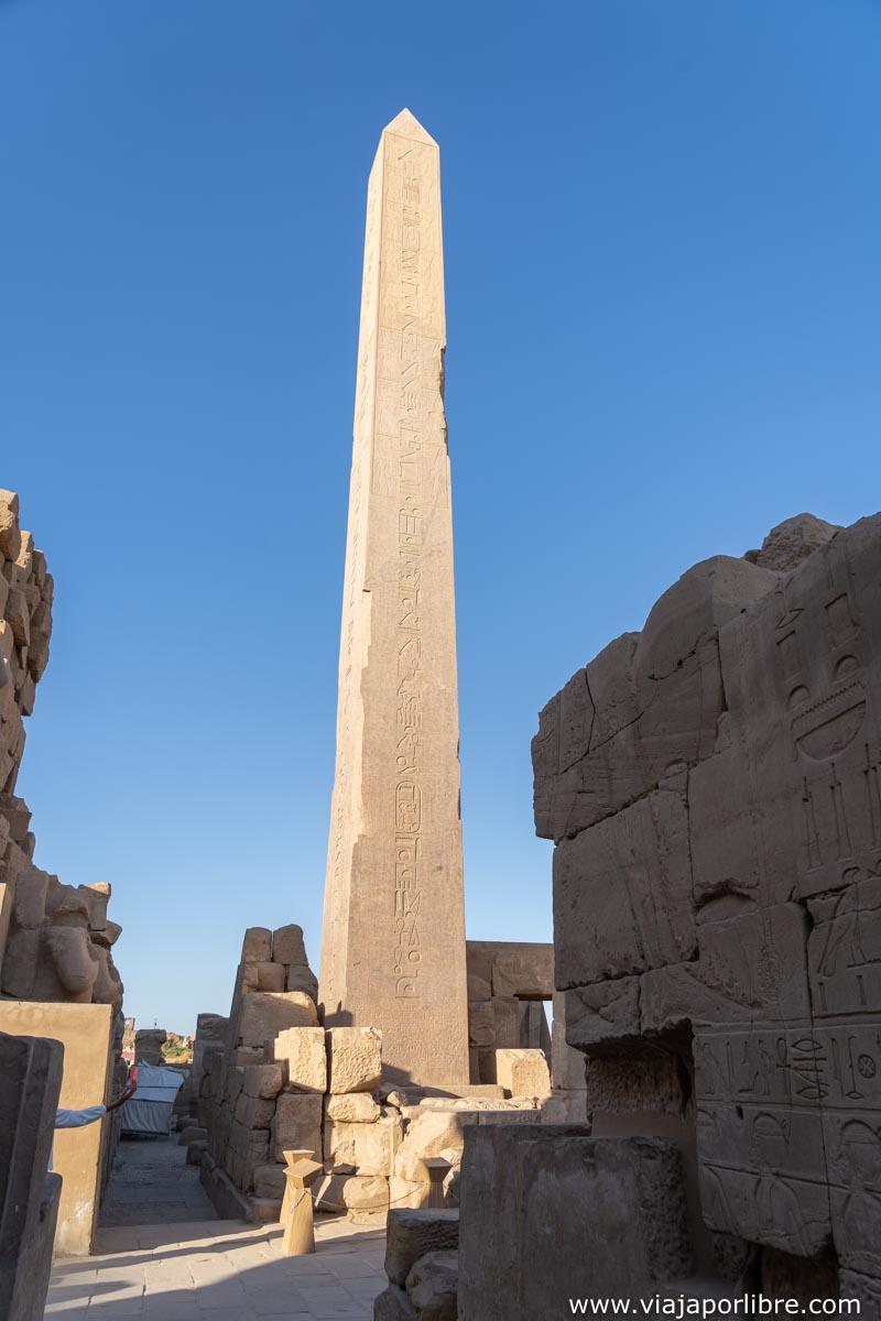 Obelisco de Tutmosis I