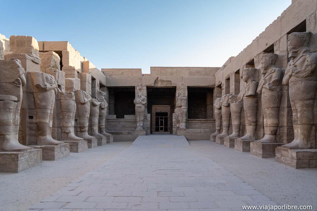 templo de Ramses III