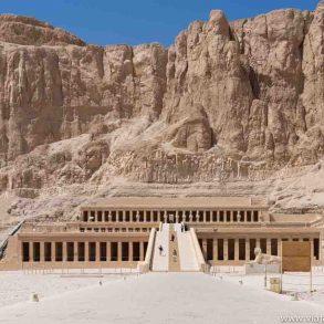 Vistas del templo