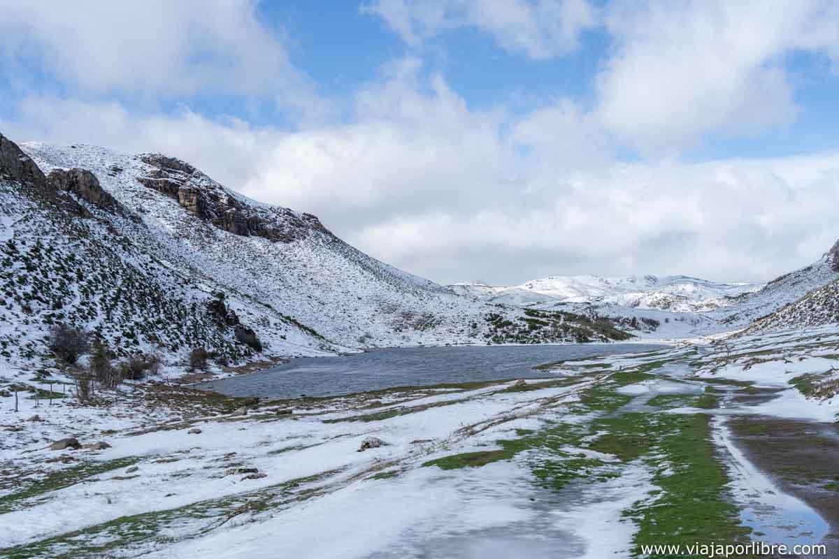 Laguna Grande de Babia