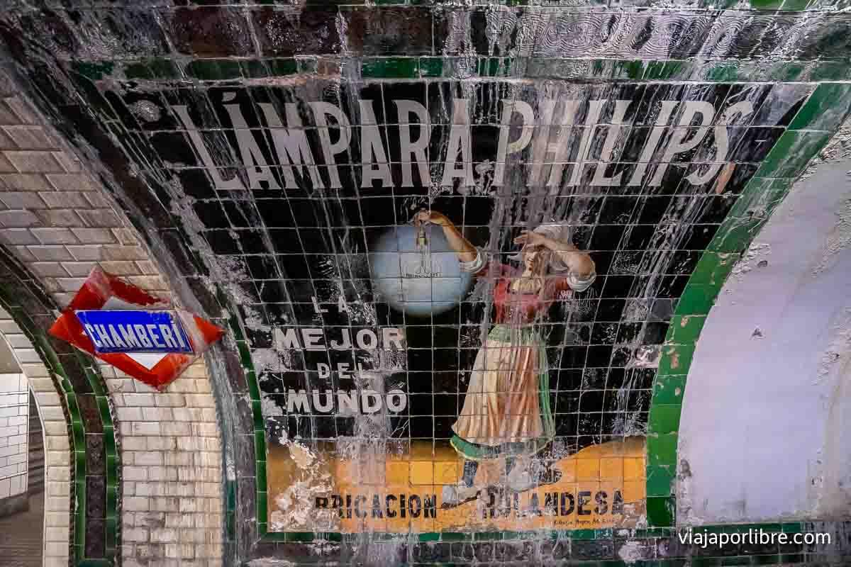 Antigua publicidad