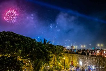 Nochevieja en Cartagena