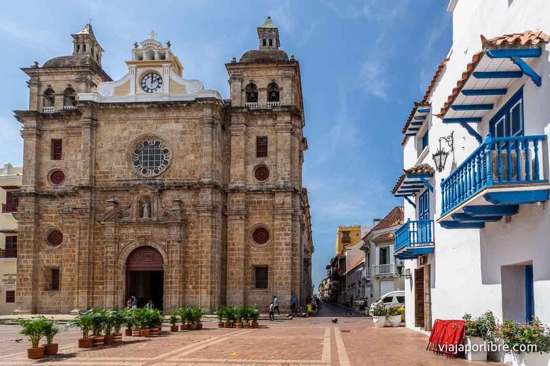 Iglesia y Santuario San Pedro Claver