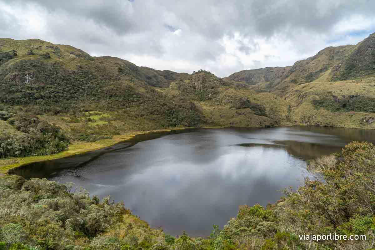 Laguna Bombona