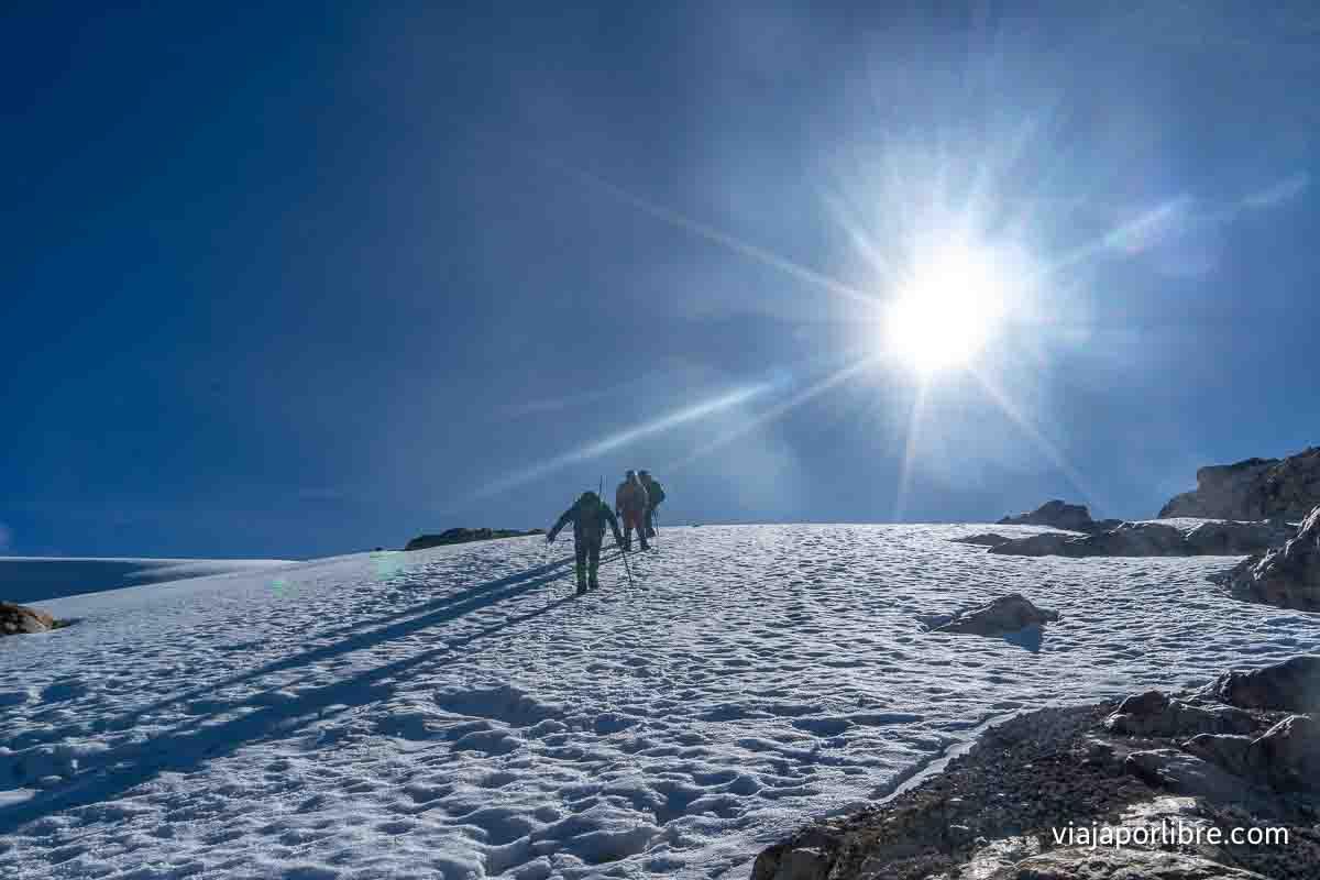 Cima del Nevado