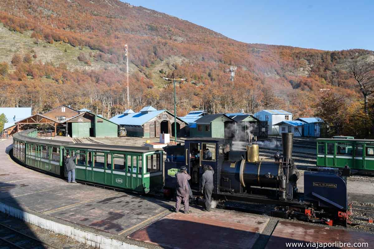 Ferrocarril Austral Fueguino
