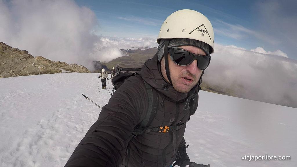 Cumbre del Nevado del Tolima